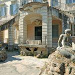 Villa Altieri- Particolare della fontana
