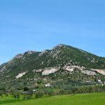 Monte Soratte versante occidentale